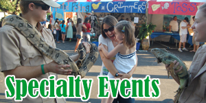 Reptile Show Special Events Los Angeles